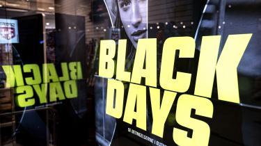 IKEA valgte for tredje år i træk ikke at deltage i Black Friday, forklarer Elefteria Cromlidou fra IKEA Danmark.