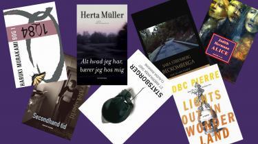 Frem mod nytår anbefaler Information de ti bedste bøger i det 21. århundrede. Dette er 3. afsnit i serien: Udenlandske bøger.