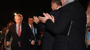 Boris Johnsons 'Get Brexit Done'- budskab var det, der gik klarest ind hos vælgerne.