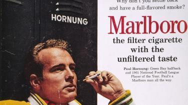 Verdens største tobaksfirma, Philip Morris International, har lanceret et 'skadereducerende' tobaksprodukt og støtter stramninger af rygeloven. Det påstår de i hvert fald. Problemet er bare, at Philip Morris har løjet og løjet og løjet i årtier