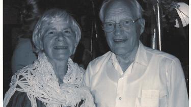 Bent Gelshøj var ved godt helbred til det sidste. Som 99-årig begyndte han dog at få problemer med hjertet. Han og hustruen, Solvejg, fik 70 år sammen.