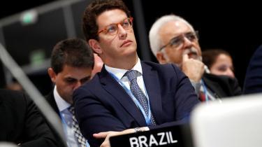 Foruden Brasilien modsætter Australien, Japan, USA og Kina sig skærpede nationale klimamål. COP25 tegner til at blive en fiasko for klimaet.