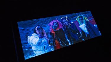 Kunstnergruppen Black Hole Legion, der står for andet kapitel af FuturX, har blandt andet produceret en film om en gruppe cypergoths fra et grønlandsk børnehjem