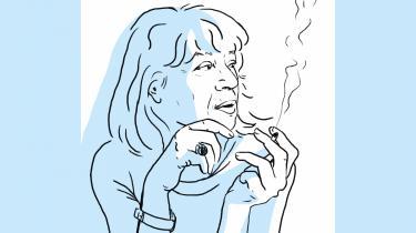 Over for sin redaktør, Mogens Knudsen, føler Tove Ditlevsen åbenlyst ikke, at hun behøver at tage nogen hensyn, så hendes rapkæftethed kommer ufiltreret til udtryk. Man sidder tilbage med fornemmelsen af, at her har hun sagt sit hjertes mening