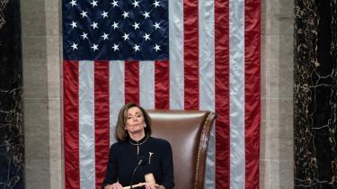 Repræsentanternes Hus rejste onsdagtiltale mod Donald Trumpfor magtmisbrug og obstruktion af Kongressen.