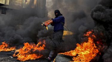 Irakerne protesterer mod korruption, arbejdsløshed, mangel på vand og elektricitet.