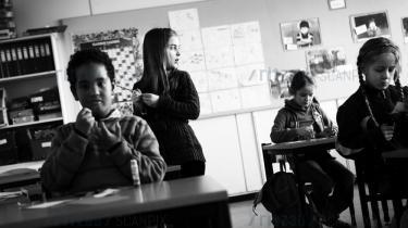 Folkeskolen er det sted, hvor vi gerne vil have, at en masse forskellige elever er sammen, men der er problemer med at udfordre dem, der kan noget særligt, mener forsker.