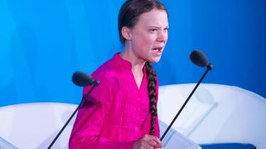 I en tale ved FN's klimatopmøde i New York tidligere i år anklagede den svenske teenager Greta Thunberg en hel generation af regeringschefer for at have svigtet deres politiske og moralske ansvar for kloden.