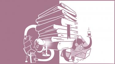 Vi er langt fra første generation i historien, der føler dårlig samvittighed over vores useriøse læsevaner. Allerede i det 18. århundrede – længe før smartphones og sociale medier fik skyld for at ødelægge vores koncentrationsevne – syntes folk, at de læste for lidt og for overfladisk. En ny doktordisputats kortlægger vores komplicerede forhold til bøgerne