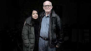 69-årige Hans-Jørn Nielsen fra Fyn har fået afslag på at blive familiesammenført med sin 53-årige filippinske kone, Digna Hirays, i Danmark. Afslaget begrundes med, at han ikke har gået ni år i skole – men undervisningspligten var en anden tilbage i 1965.