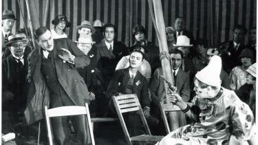 'Klovnen' fra 1917