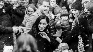 Det er svært at være eskapist med de royale, vi holder os. Ikke bare vores egne, men også prins Harry og prinsesse Meghan.