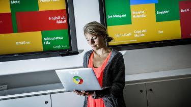 Christine Sørensen er politisk chef for Google, som ejer YouTube, i Danmark.