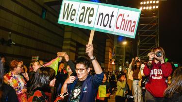 Taiwan har eksisteret under kinesisk pres i 40 år, og den erfaring bør vi drage nytte af, skriver dagens kronikør.