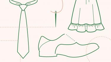 At gå i kjole som mand er normalt flere steder i verden, men ikke i Danmark. Ida Holmgaard undersøger i hendes bog 'Look' hvordan mode, funktionalitet og frygten for at blive dømt, holder mange danske mænd klemt nede i jakkesættet