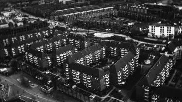 I maj fik beboerne for første gang konkret at vide, hvilke lejligheder der skulle sælges i forbindelse med regeringens ghettopakke. Det er de to midterste karreer, opgangene 20-70.