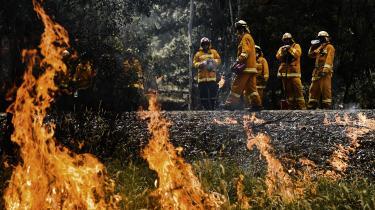 Med de australske brande i tankerne, handler det måske ikke så meget om at undgå mareridtet, men om at tage det alvorligt.