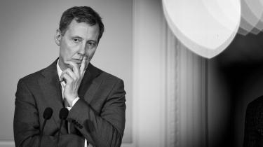 Justitsminister Nick Hækkerup mener, at »det er dybt bekymrende«, at endnu en rapport finder, at knap hvert fjerde drab er et partnerdrab – primært begået mod kvinder.