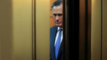 Mitt Romney gik enegang og stemte som den eneste republikanske senator for at dømme Trump skyldig. Siden har bl.a. Donald Trump Jr. ytret, at Romney bør smides ud af partiet.