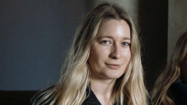 Der skal gerne stå alle 'de rigtige' bøger i reolen, siger Kira Marie Peter-Hansen.