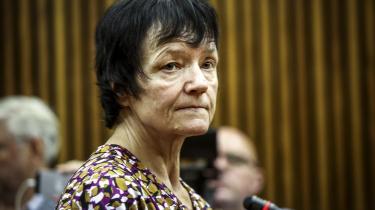 Britta Nielsen idømtes tirsdag fængsel i seks år og seks måneder og skal have konfiskeret godt 113 mio. kr. samt betale sagens omkostninger.