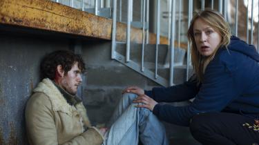 Narkomanen Elliot tager en overdosis i afsnit 3, som giver Ginger en dårlig samvittighed, der eskalerer i afsnit fire