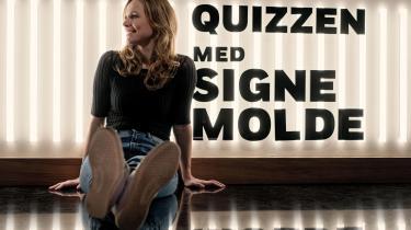 Var det antisemitisme, da Signe Molde gjorde grin med omskæring i programmet Quizzen med Signe Molde? Det mener Det Jødiske Samfunds formand.
