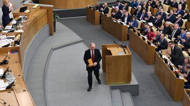 De seneste to måneders forfatningsændringer i Rusland har givet præsidenten nye beføjelser.