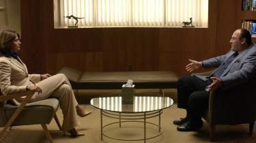 Tony Soprano var en af de første, der kom i terapi i en tv-serie. Siden da er terapeuten og terapien blevet en hovedrolleindehaver på tv.