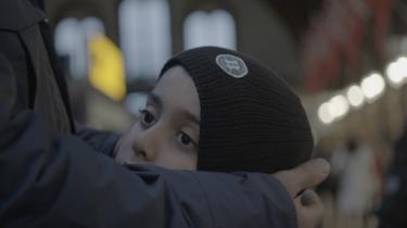 I den dansk-norske dokumentar A New Beginning følger man Rabeea og Kais i de første fire år i Kristiansand i Norge.