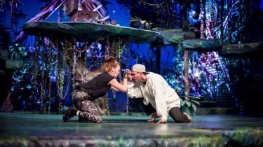 Fredericia Teaters produktioner har været stjerner på musicalhimlen, og lukningen er et stort tab for dansk scenekunst, skriver teateranmelder Trine Wøldiche.