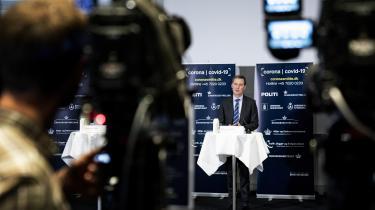 Justitsminister Nick Hækkerups (S) hastelov beskriver detaljeret, hvordan strafferammen for blandt andet tyveri, bedrageri, hæleri, røveri og falskneri skal fordobles.