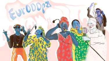 Hvis den afrikanske musikscene skulle overveje at gå 80'errockscenens støttesange i bedene, så kunne det her være resultatet. Smør stemmelæberne og syng med
