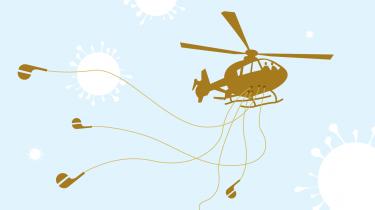 Hver uge anmelder Informations faste læserpanel en ny aktualitetspodcast. I denne uge: Zetlands 'Helikopter', som både får ros for sin uformelle mundtlighed og for sin evne til at støve gode kilder op uden for egne journalistiske rækker