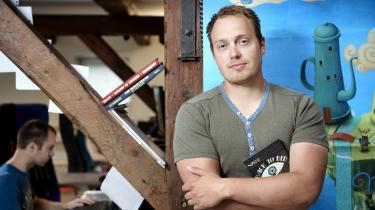 Man får ikke uden videre 4,5 millioner mennesker til at interessere sig for ens produkt, bare fordi det er gratis, siger Klaus Pedersen.