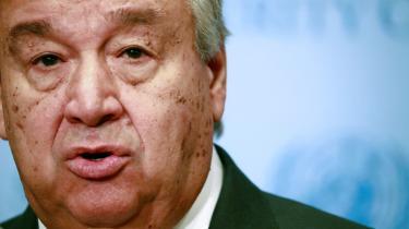 I denne uge opfordrede FN's generalsekretær, António Guterres, i en tale og en rapport de rige lande til at lancere en økonomisk hjælpepakke, hvis værdi svarer til ti procent af det globale bruttonationalprodukt, til fordel for tredje verdenslande.