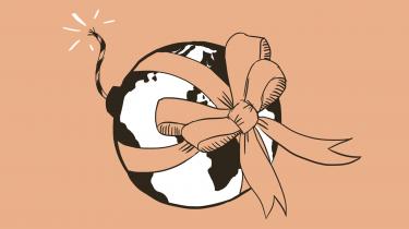 I 2050 står det klart, at klimakrisen var en gave i forklædning. Den gav os mulighed for at skabe et retfærdigt verdenssamfund, hvor livskvalitet er i højsædet, flyene flyver på vedvarende energi, og arbejdsugen er på fire dage, skriver en af Folketingets nye løsgængere Rasmus Nordqvist i kronikserien om, hvordan fremtiden ser ud i 2050