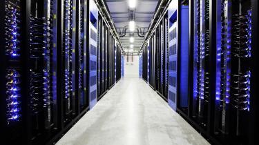 Datacentre udleder store mængder CO2, fordi elproduktion ikke er grøn.