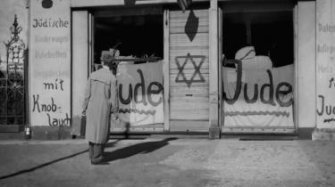 I sin nye film, 'Vinterrejse', fortæller Anders Østergaard historien om Det Jødiske Kulturforbund, der gav jødiske kunstneremulighed for at leve i en art parallelsamfund i 1930'ernes Tyskland.Foto: Plus Pictures
