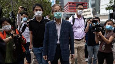 I ly af den verdensomspændende sundhedskrise har Beijings repræsentanter i Hongkong øget presset på bystyret og krævet handling mod demokratibevægelsen. I weekenden blev 15 af bevægelsens mest kendte og rutinerede kræfter arresteret