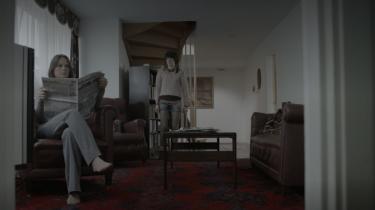 Information optræder blandt andet i DR's successerie 'Broen', hvor den kolde og distancerede mor til pigen Anja sidder i en lænestol og læser Information, da hendes forsagte datter kommer ind i stuen.