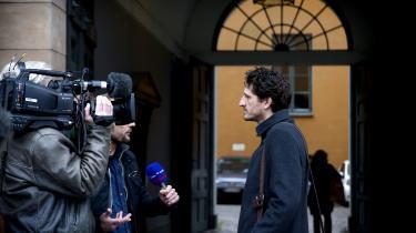 Eddie Khawaja er advokat for den danske kvinde, der vandt sagen mod Københavns Kommune i Højesteret i april i år. På baggrund af højesteretsdommen vurderer Eddie Khawaja, at kommunerne nu af egen drift må gennemgå tidligere inddrivelsessager. Arkivfoto.