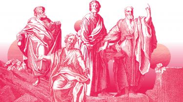 Jesus taler i Bibelen 2020 gennem evangelierne direkte til én dér, hvor man står