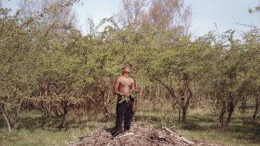 Lord Siva er udkommet med sit tredje album, 'Lys'.