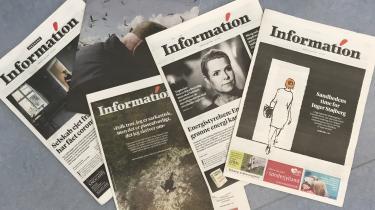 Ved tirsdagens generalforsamling for Information A/S kunne chefredaktøren for første gang nogensinde fortælle, at over halvdelen af avisens abonnenter nu er digitale. Samtidig kunne den administrerende direktør berette om stigende oplagstal og stabile eller voksende indtægter