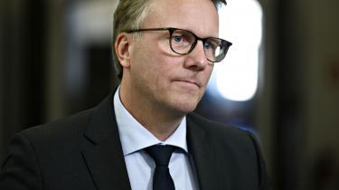 »Efter disse regler kan man ikke hindre udbetalingen af kompensation til danske virksomheder, der for eksempel indgår i koncernstrukturer med selskaber i andre EU- lande,« skriver Morten Bødskov.