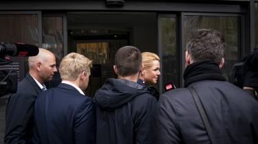 Et hidtil hemmeligholdt notat kaster lys over Støjbergs kendskab til central mail. To ministerier nåede til enighed om ikke at gøre noget for at oplyse Folketinget om sagens rette sammenhæng – og det blev hemmeligholdt, at Lykke Sørensen mente at have orienteret både Inger Støjberg og hendes særlige rådgiver indgående om mailen fra Henrik Grunnet.