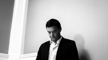 »Vi skal være meget opmærksomme på nationalismen. Det er ikke kun hos det ekstreme højre, at nationalismen trives,« pointererThomas Piketty.