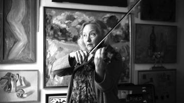 Grit D-H Westi har spillet violin i 50 år.
