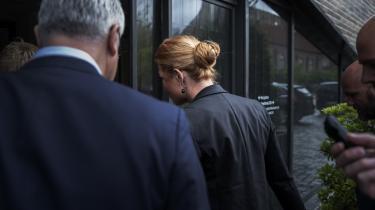 Under den fortsatte afhøring af tidligere afdelingschef Lykke Sørensen kredsede Instrukskommissionen igen om, hvorfor det notat om individuelle vurderinger, som Inger Støjberg havde godkendt, ikke blev sendt videre til Udlændingestyrelsen. Men selv om afhøringen varede til ud på eftermiddagen, kom man ikke nærmere et svar